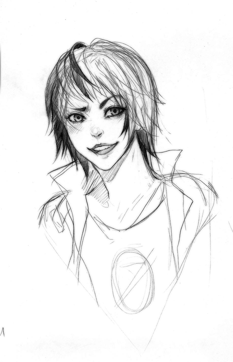 Noriko sketch